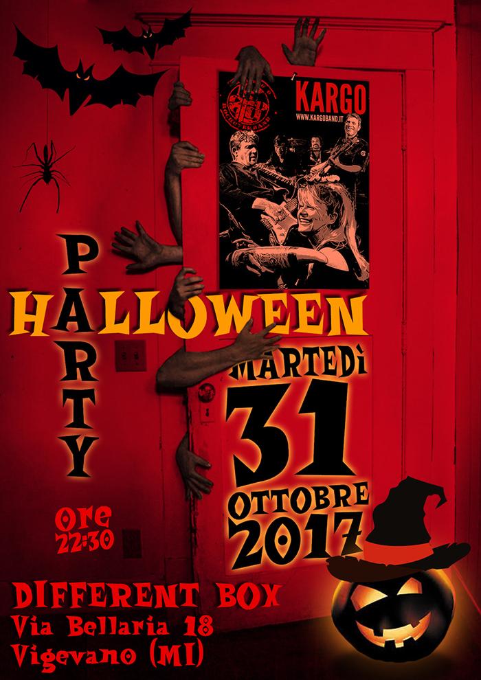 kargo halloween party 700