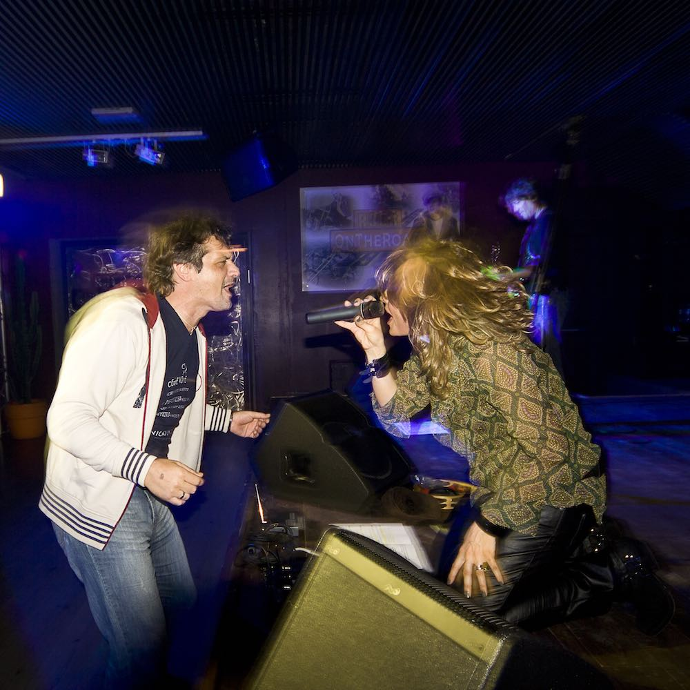 Concerto Kargo al Rock on the Road di Desio